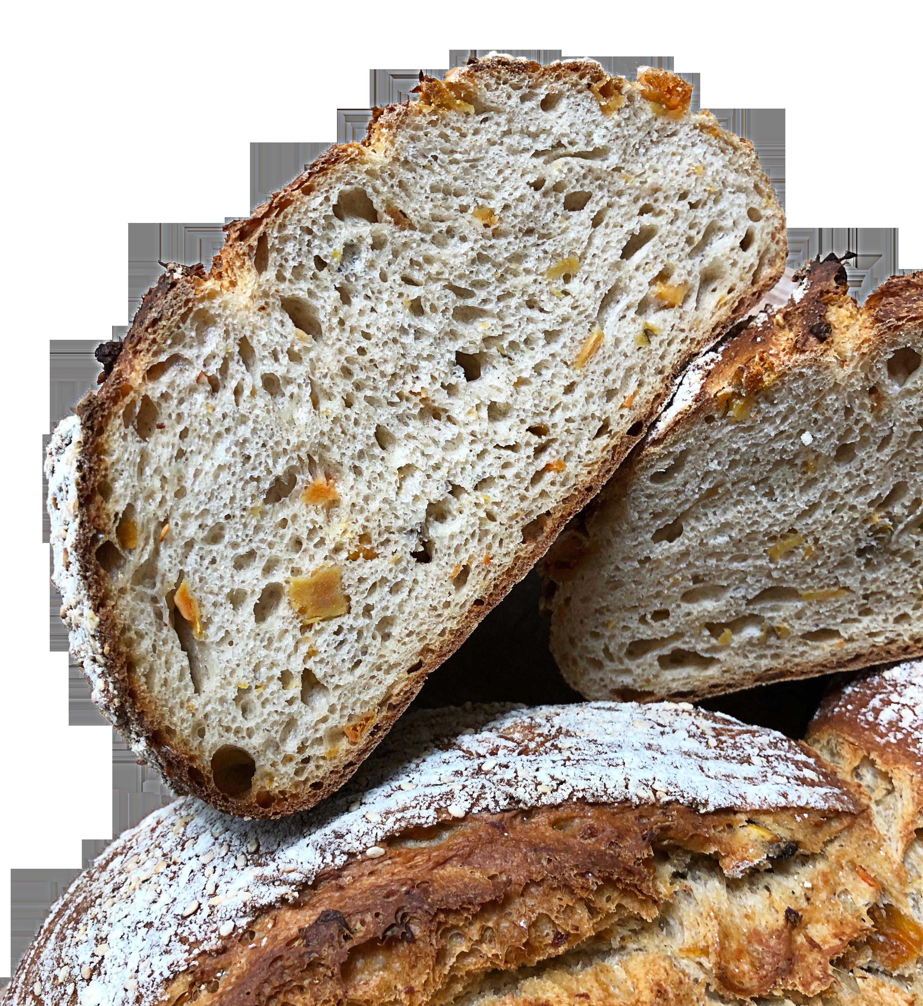 Philipps Süßknolle - Handwerkliches Brot mit Süßkartoffeln