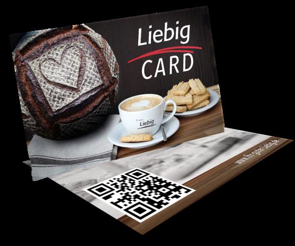 Unsere Liebig CARD