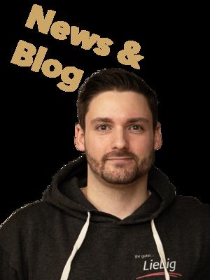 News und Blog der Bäckerei Ihr guter Liebig, geschrieben von Christopher Liebig
