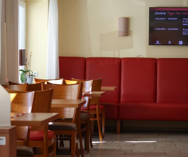 Gemütlich und modern - Café in Pfungstadt